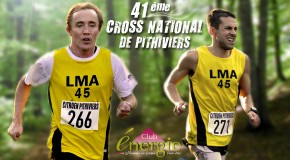 Deux coureurs du Club Energie d'Orléans au podium du Cross National de Pithiviers