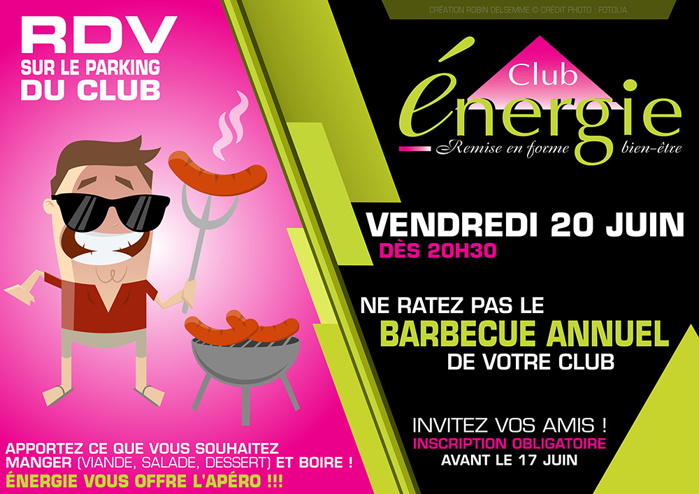 club energie orleans fitness sport barbecue 2014
