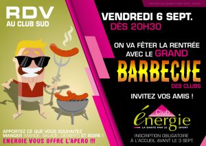 Le Grand Barbecue Energie Orléans